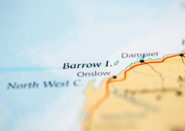 Gorgon Gas Project - Barrow Island