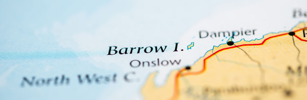 Gorgon Gas Project - Barrow Island