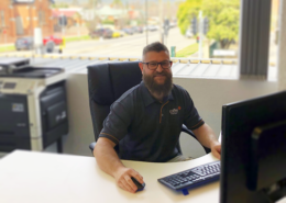 15 Years of Service – Cade Smallpage